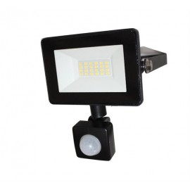 Proiector Cu LED Si Senzor De Miscare antracit 10W 4000K
