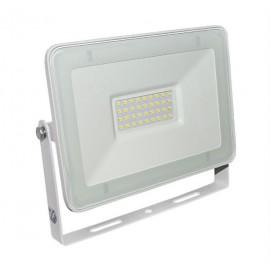 Proiector slim alb cu LED 150W 4000K