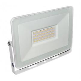 Proiector slim alb cu LED 150W 3000K