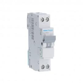 Siguranta automata 1P+N 10A 1 modul HAGER MJ510J