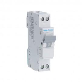 Siguranta automata 1P+N 25A 1 modul HAGER MJ525J