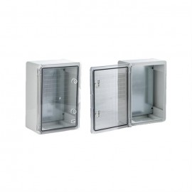Tablou ABS 32-441/3314, 330x250x140mm cu usa transparenta IP65