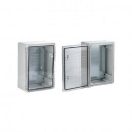 Tablou ABS 32-441/4021, 400x300x210mm cu usa transparenta IP65