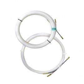 Fir spion pentru tras cablu 38-303, plastic, 20 m