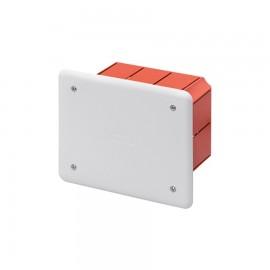 Doza derivatie  Gewiss GW48003, incastrata, IP40, 118 x 96 x 70 mm