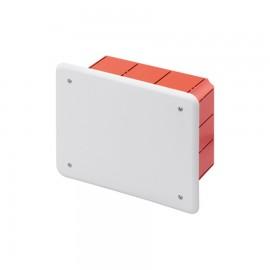 Doza derivatie  Gewiss GW48005, incastrata, IP40, 160 x 130 x 70 mm